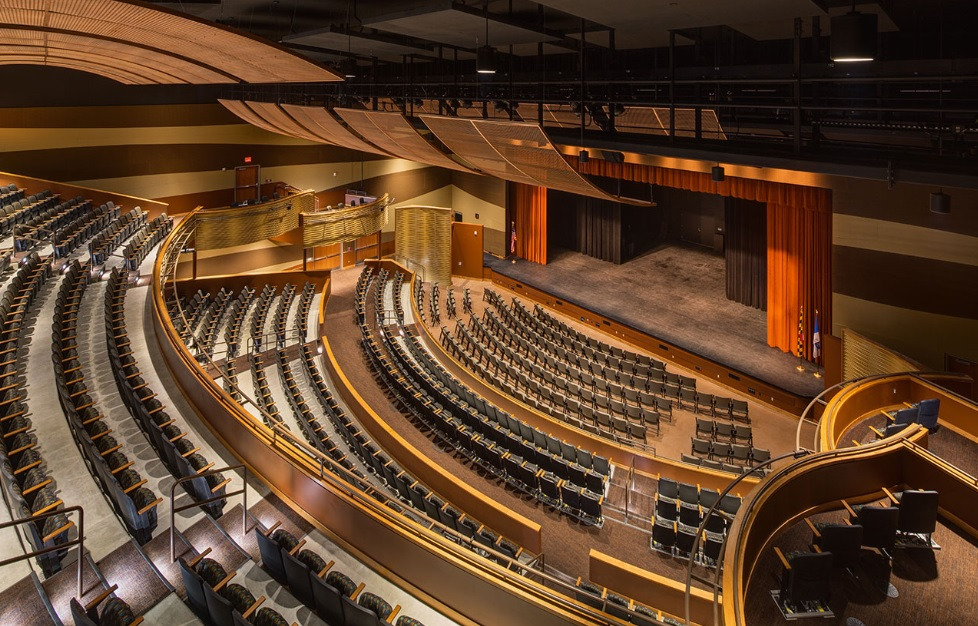 OC Performing Arts Center View
